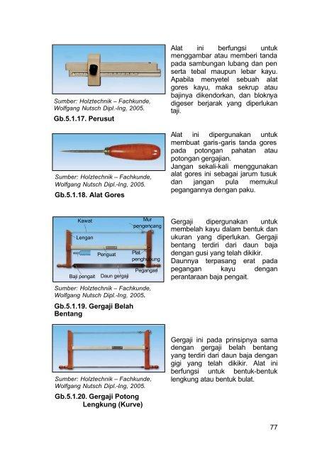 teknik perkayuan jilid 1 smk