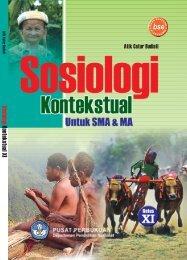 Sosiologi Kontekstual XI