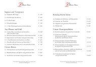 Unsere Speisekarten (.pdf)