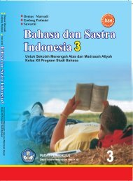 Bahasa dan Sastra Indonesia 3 - UNS