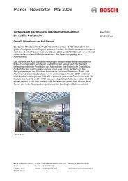 PDF-Version - Bosch Sicherheitssysteme GmbH