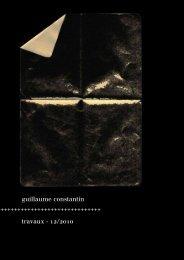 dossier presse - Galerie Bertrand Grimont