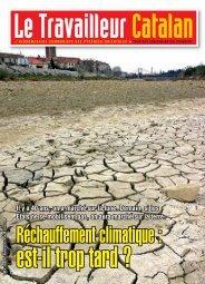 Réchauffement climatique : - Le Travailleur Catalan