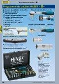 Outils en acier fin inoxydables HAZET - Page 3