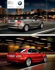 BMW 1er-Reihe Coupé / Cabrio - Motorline.cc