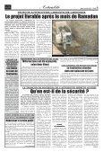 ASSASSINAT DE ALI TOUNSI - Le Soir d'Algérie - Page 4