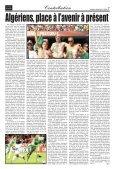 ASSASSINAT DE ALI TOUNSI - Le Soir d'Algérie - Page 7