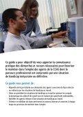 Guide du maintien dans l'emploi des agents fragilisés par ... - CCAS - Page 2