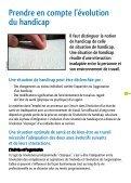 Guide du maintien dans l'emploi des agents fragilisés par ... - CCAS - Page 5