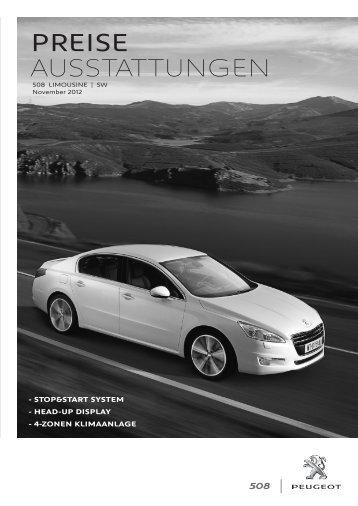 Preise AusstAttungen - Motorline.cc