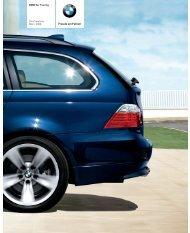 BMW 5er-Reihe Touring - Motorline.cc