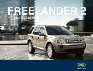 Land Rover Freelander 2 - Motorline.cc