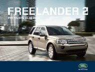 Land Rover Freelander 2 - Motorline.cc