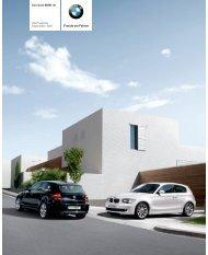 BMW 1er,Reihe - Motorline.cc