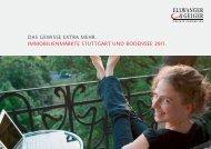 Immobilienmarktbericht Stuttgart und Bodensee 2011