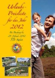 Preisliste 2012 - Branchenbuch meinestadt.de