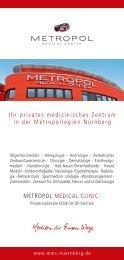 MMC Folder Sept2011_1_8-seitig geheftet - Metropol Medical Center