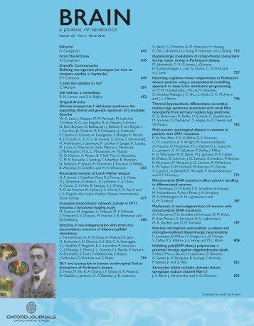 Back Matter (PDF) - Brain