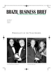 brazil business brief - Brazilian Chamber of Commerce for Great ...