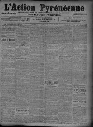 13 décembre 1910 - Bibliothèque de Toulouse
