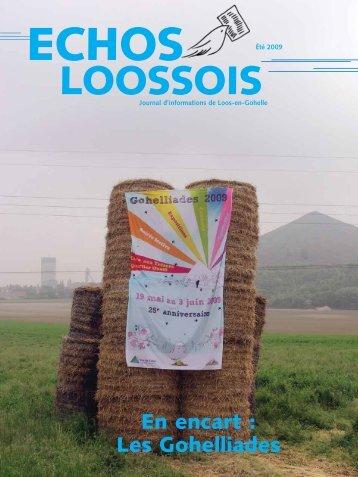 Echos Loossois - Loos-en-Gohelle