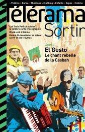 El Gusto - Revue de presse - Accueil