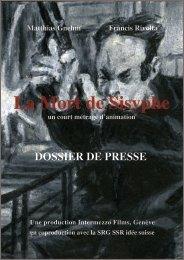 La Mort de Sisyphe - Intermezzo Films