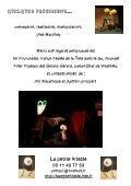 Marionnettes et machineries - la petite vitesse - Free - Page 5