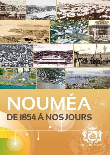 de 1854 à nos jours - Province sud