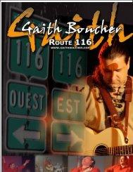 Dossier de Presse - Gaith Boucher