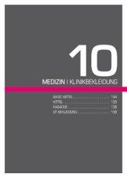 MEDIZIN I KLINIKBEKLEIDUNG - Weber Werbung GmbH