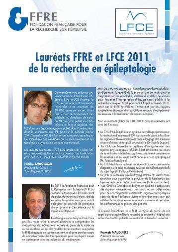 Télécharger le PDF - Fondation française pour la recherche sur l ...