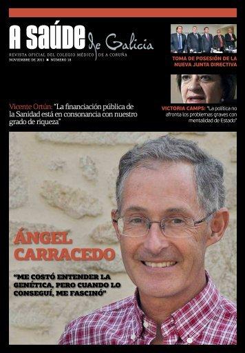ENTREvISTA. Vicente Ortún - Sociedade Galega de Xerontoloxía e ...