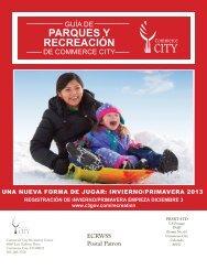 PARQUES Y RECREACIÓN - Commerce City