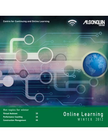 Online Learning - Welcome