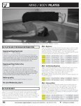 HEALTH & wELLNESS: FITNESS & wEIGHTS - Welcome - Page 5