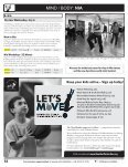 HEALTH & wELLNESS: FITNESS & wEIGHTS - Welcome - Page 7
