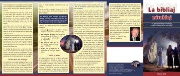 1403 Wunder Esperanto Auflage 1 - Missionswerk Bruderhand