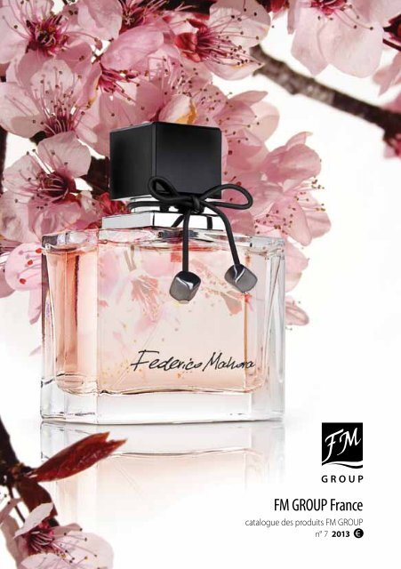 Catalogue Parfums Fm Group France