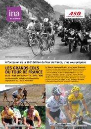 Les grands coLs du Tour de France