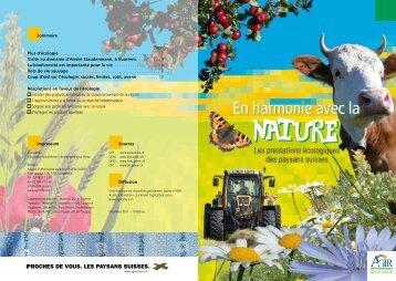 Télécharger en format PDF - Agriculture suisse
