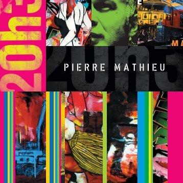 Téléchargez gratuitement le catalogue - Mathieu, Pierre