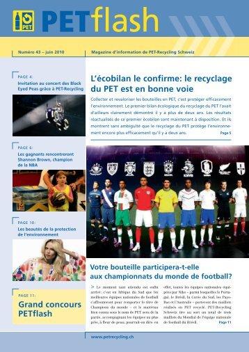 Download - Verein PRS PET-Recycling Schweiz