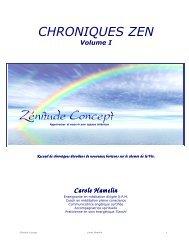 Télécharger le recueil de chroniques gratuit - Cours de Méditation ...
