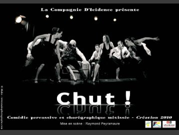 Dossier Chut - Compagnie d'Icidence
