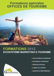 catalogue de 25 formations - Goodness
