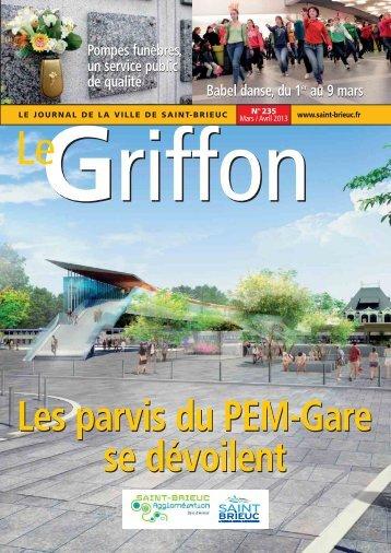 Griffon - Saint-Brieuc