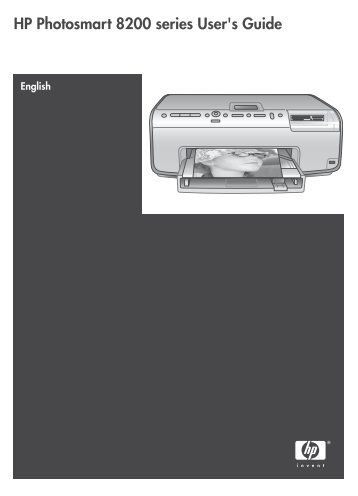 HP Photosmart 8200 series User's Guide - FTP Directory Listing - HP