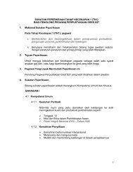 Penolong Pegawai Perpustakaan S27 TK1 - Portal Rasmi Bahagian ...