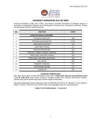 universiti pendidikan sultan idris - Portal Rasmi Bahagian Sumber ...